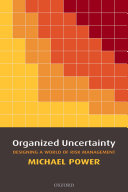 Organized Uncertainty Book PDF
