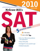 McGraw Hill s SAT  2010 Edition