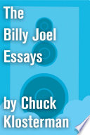 The Billy Joel Essays