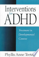 Interventions for ADHD Book