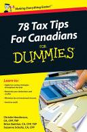 List of Dummies Tax E-book