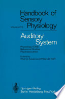 Auditory System