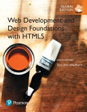 Cover of Web Development and Design Foundations with HTML5, Global Edition