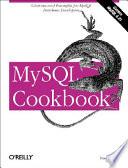 """MySQL Cookbook"" by Paul DuBois"