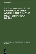 Pdf Emigration and agriculture in the Mediterranean basin Telecharger