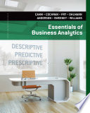 Essentials of Business Analytics (Book Only)