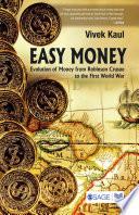 Easy Money Book