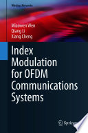 Index Modulation for OFDM Communications Systems Book