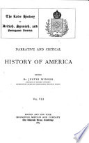 The Latter History Of British Spanish And Portuguese America 1889
