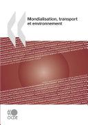 Pdf Mondialisation, transport et environnement Telecharger