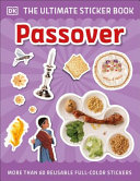 Passover Ultimate Sticker Book