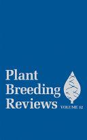 Plant Breeding Reviews Book PDF