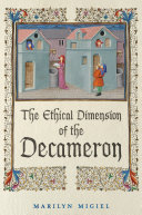 The Ethical Dimension of the 'Decameron'
