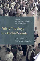 Public Theology For A Global Society