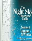 The Night Sky Observer's Guide: Autumn & winter