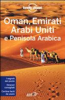 Guida Turistica Oman, Emirati Arabi Uniti e Penisola arabica Immagine Copertina