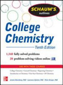 College chemistry / Jerome L. Rosenberg, Lawerence M. Epstein, Peter J. Krieger.