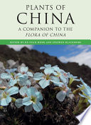 """""""Plants of China: A Companion to the Flora of China"""" by De-Yuan Hong, Stephen Blackmore"""