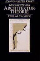 Geschichte der Architekturtheorie