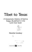 Tibet to Texas