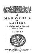 Pdf A mad world, my Masters