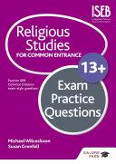 Religious Studies for Common Entrance 13+ Exam Practice Questions