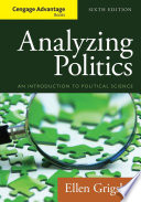 Cengage Advantage Books: Analyzing Politics