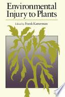 Environmental Injury to Plants