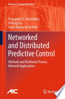 Networked and Distributed Predictive Control Book