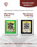 MIss Nelson is Missing and Miss Nelson is Back by Harry Allard