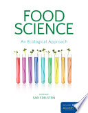 link to Food science : an ecological approach in the TCC library catalog