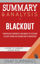 Summary & Analysis of Blackout Pdf