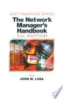 The Network Manager's Handbook, Third Edition