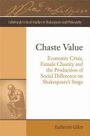Chaste Value