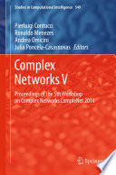 Complex Networks V