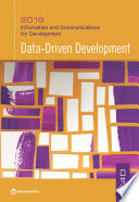 Information and Communications for Development 2018