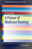 A Primer of Multicast Routing Pdf/ePub eBook