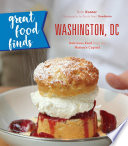 Great Food Finds Washington  DC