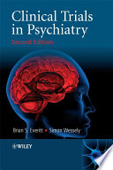 Clinical Trials in Psychiatry Book