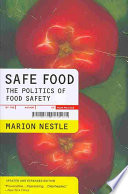 Safe Food Book