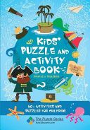 Kids' Puzzle and Activity Book Pirates & Treasure