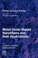 Metal Oxide-Based Nanofibers and their Applications