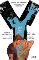 Y: the Last Man Book Five banner backdrop