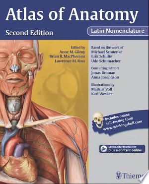Download Atlas of Anatomy Latin Nomenclature, 2/e Free Books - Reading Best Books For Free 2018