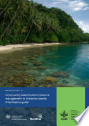 Community Based Marine Resource Management In Solomon Islands Book PDF