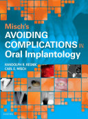 Misch s Avoiding Complications in Oral Implantology   E Book