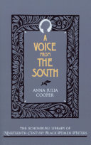 Pdf A Voice From the South Telecharger