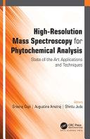 High-Resolution Mass Spectroscopy for Phytochemical Analysis