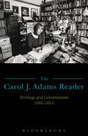 The Carol J. Adams Reader
