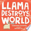 Llama Destroys the World Book